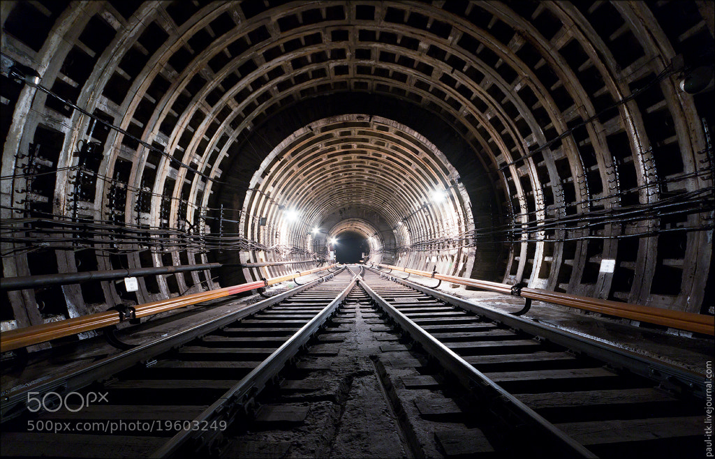 Photograph Subway by Paul Itkin on 500px