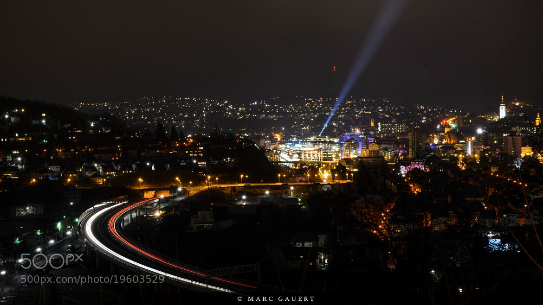 Photograph Siegen bei Nacht by Marc Gauert on 500px