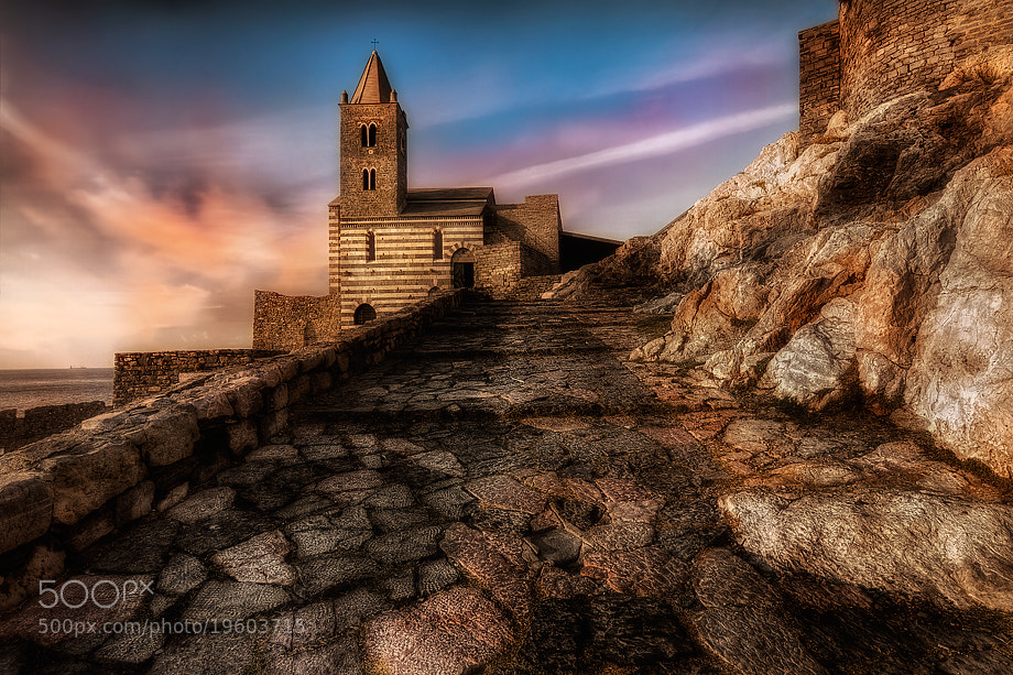 Photograph The Church by Roberto Becucci on 500px