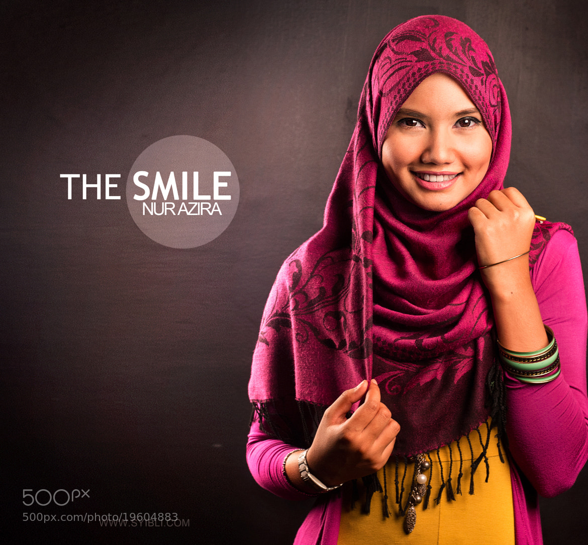 Photograph Azira || .S.M.I.L.E. by Syibli on 500px