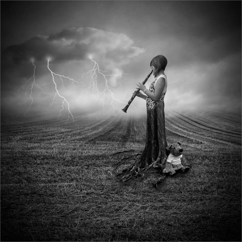 Photograph Dorothy & Timothy .. The Storm Maker by Nick Walton on 500px