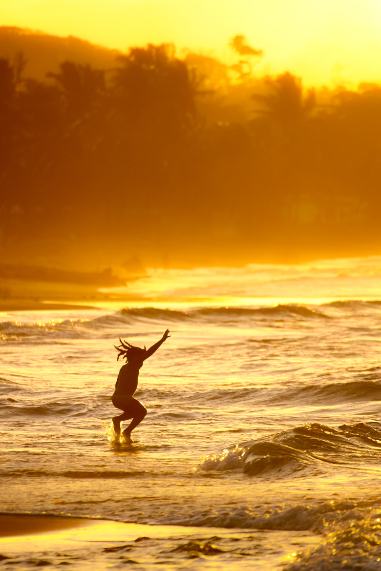 Photograph The Golden Leap by Jonathan H. Lee on 500px