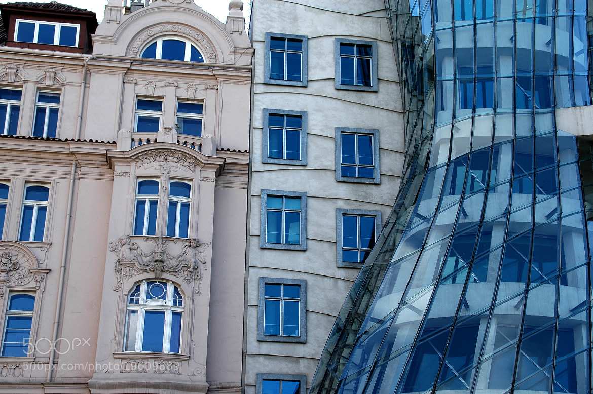 Photograph Dancing House by Gehry by Juan Gayarre on 500px