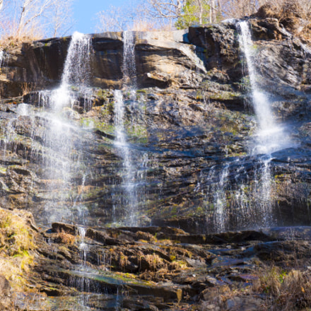 Amicalola Falls - Wide