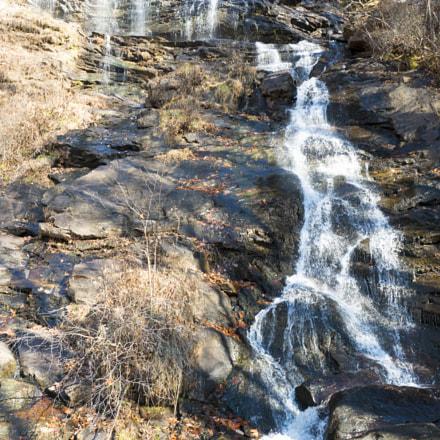 The Amicalola Falls
