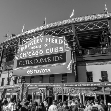 The Friendly Confines B, Nikon COOLPIX S5200