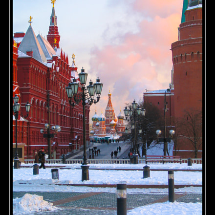 Moscow, Canon POWERSHOT S50