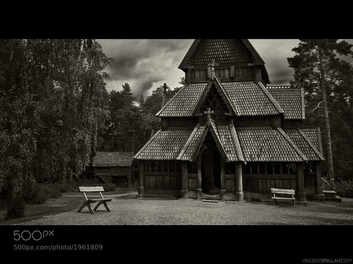 Photograph Gol Stavkirke - 1212 by Vincent  Brillant on 500px