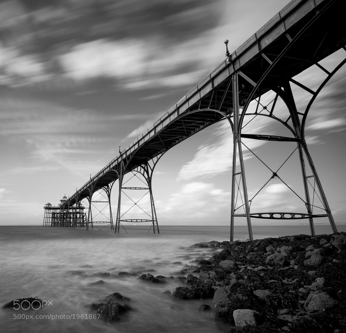 Photograph Clevedon Pier by Neil Bryars on 500px