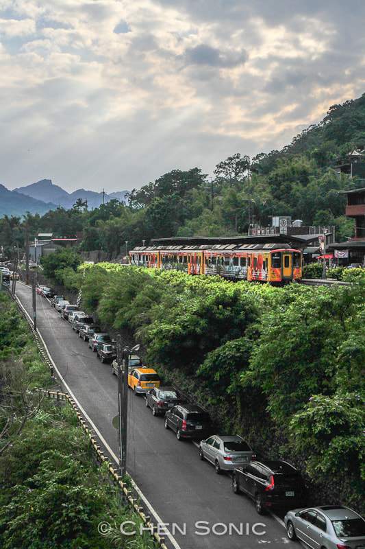 Photograph Shifen station in Taiwan by chen_sonic on 500px