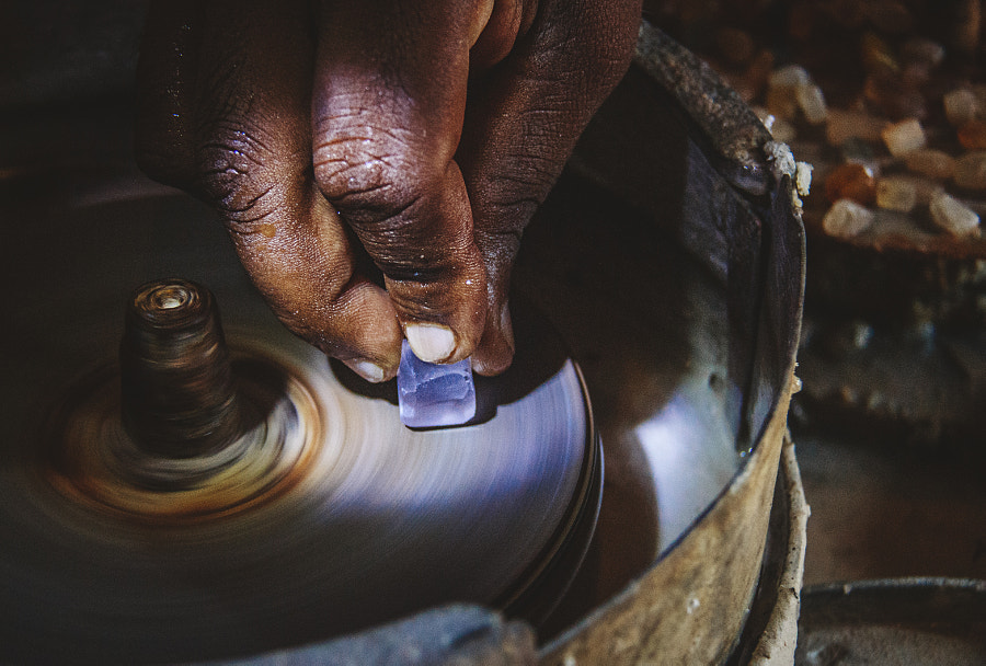 Cutting & Polishing #3 by Son of the Morning Light on 500px.com