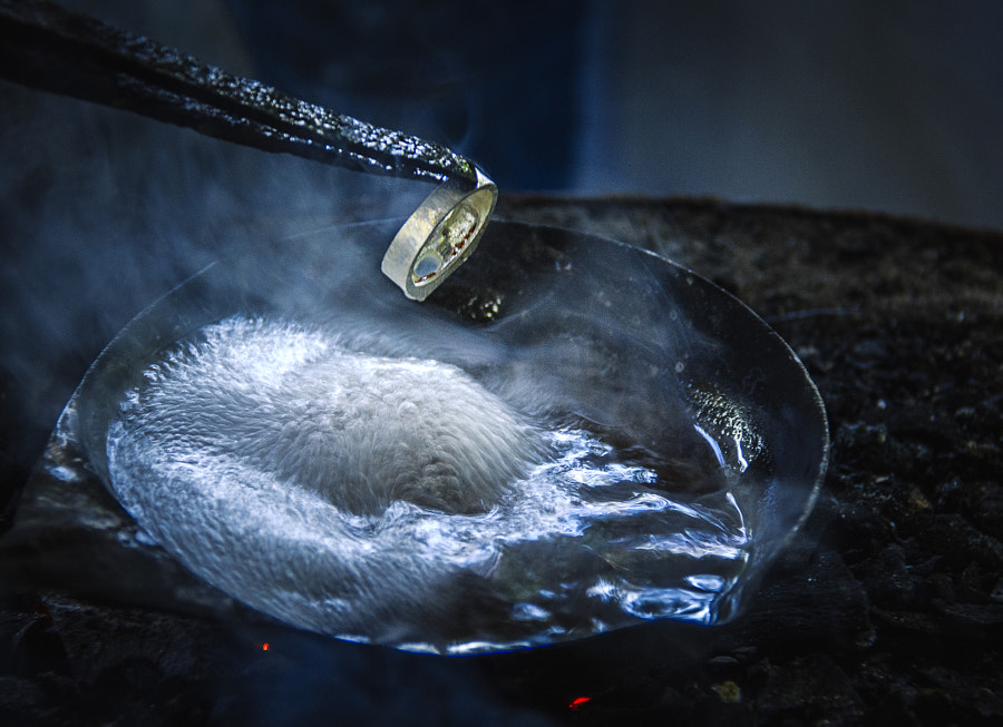 Boiling Silver by Son of the Morning Light on 500px.com
