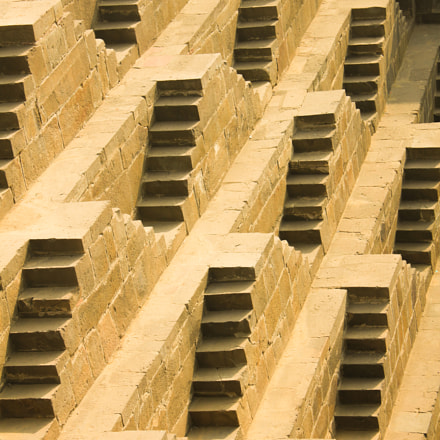 Chand Baori (Stepwell)