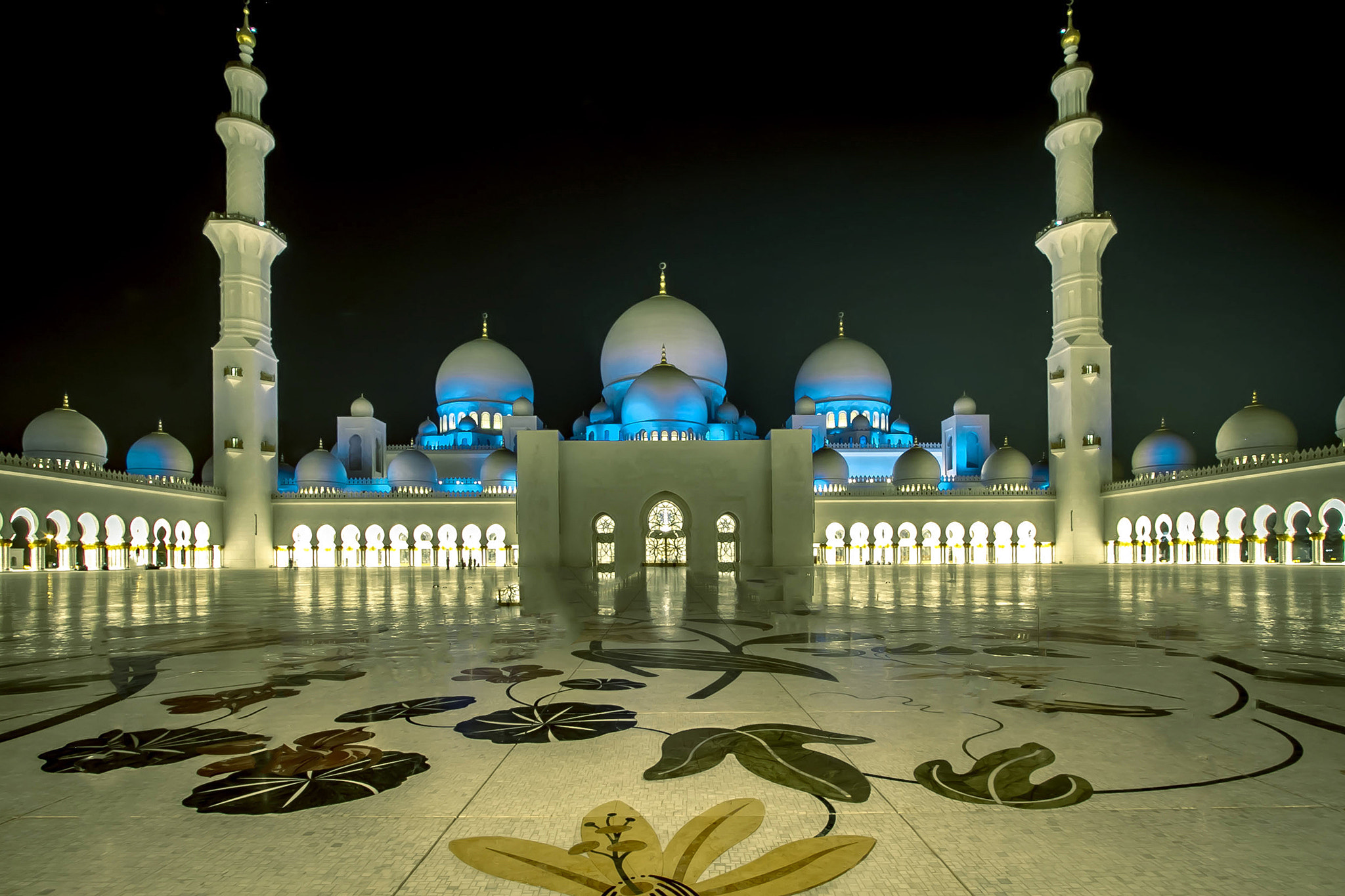 Photograph Grand Mosque by Sanjay Pradhan on 500px