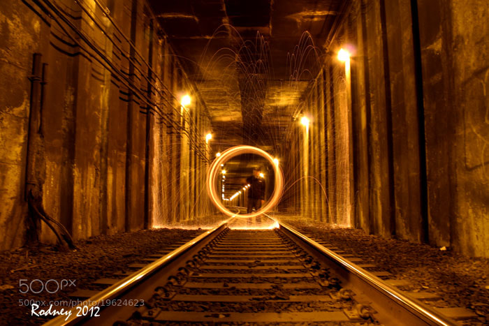 Photograph Boston Tunnels  by Rodney Fotography on 500px