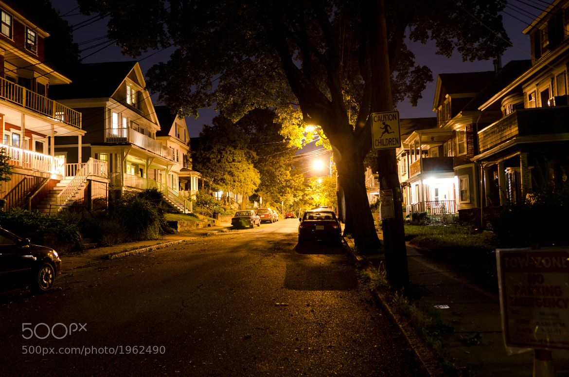 Photograph Quiet street by Colin McMillen on 500px