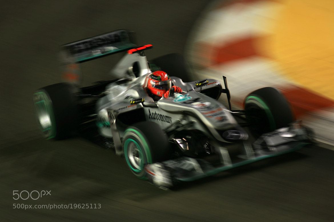Photograph Michael Schumacher by Hazrin CRIC on 500px