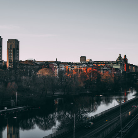 Stockholms Burning, Canon EOS 550D, Sigma 30mm f/1.4 DC HSM