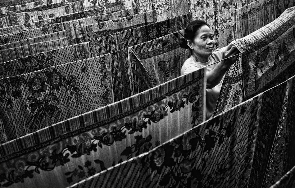 Photograph Drying The Batik by Firman Maulana on 500px