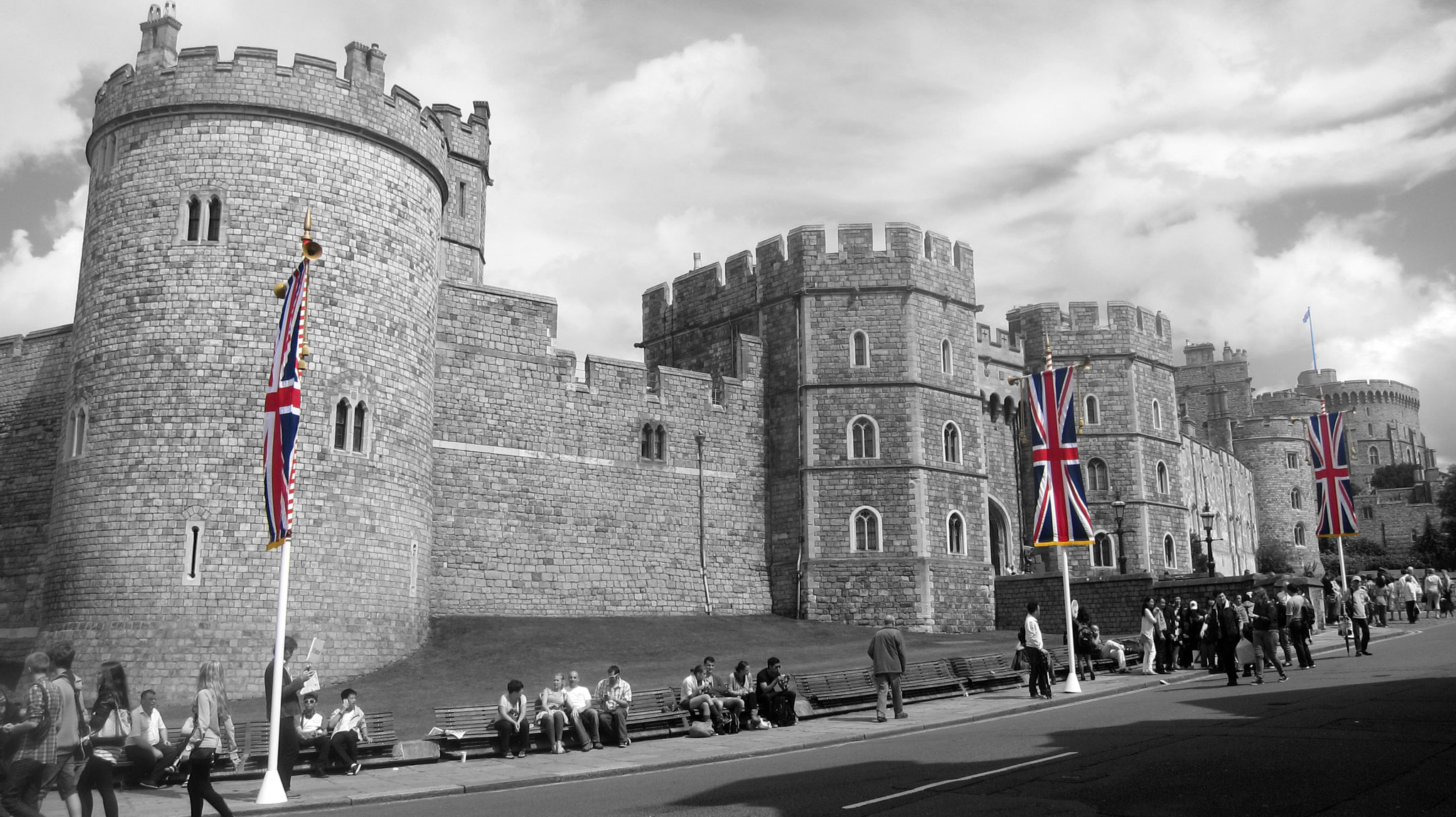 Photograph Windsor by Ben Dobson on 500px