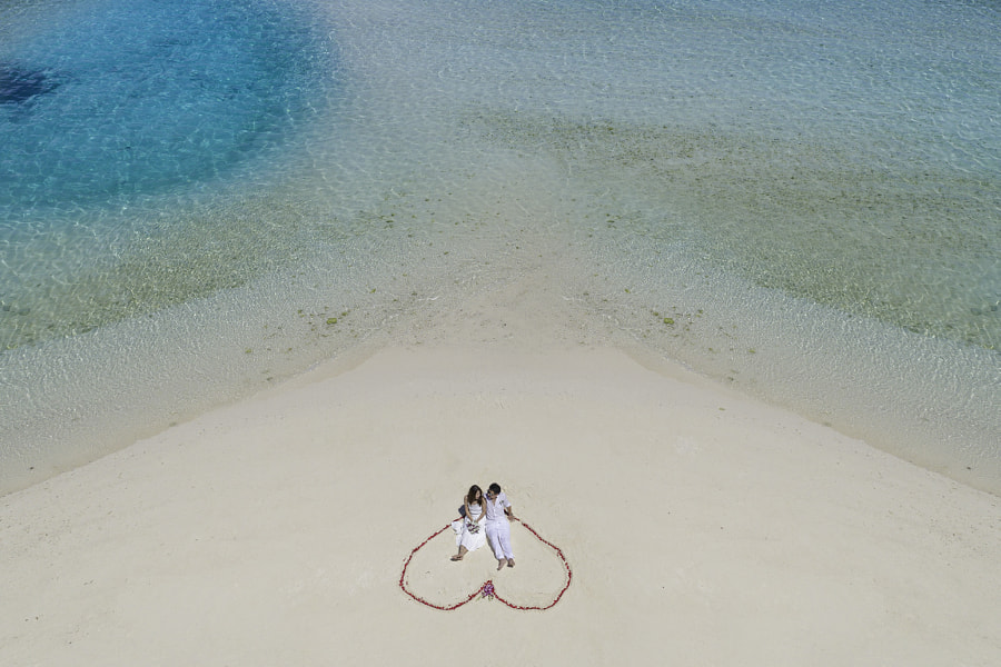 Wedding in maldives by Phaisal Photos on 500px.com