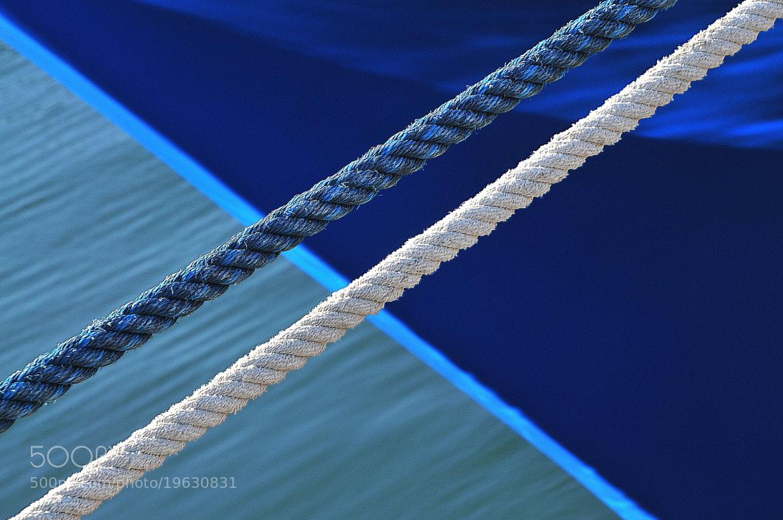 Photograph envie de bleu by kak tuss on 500px