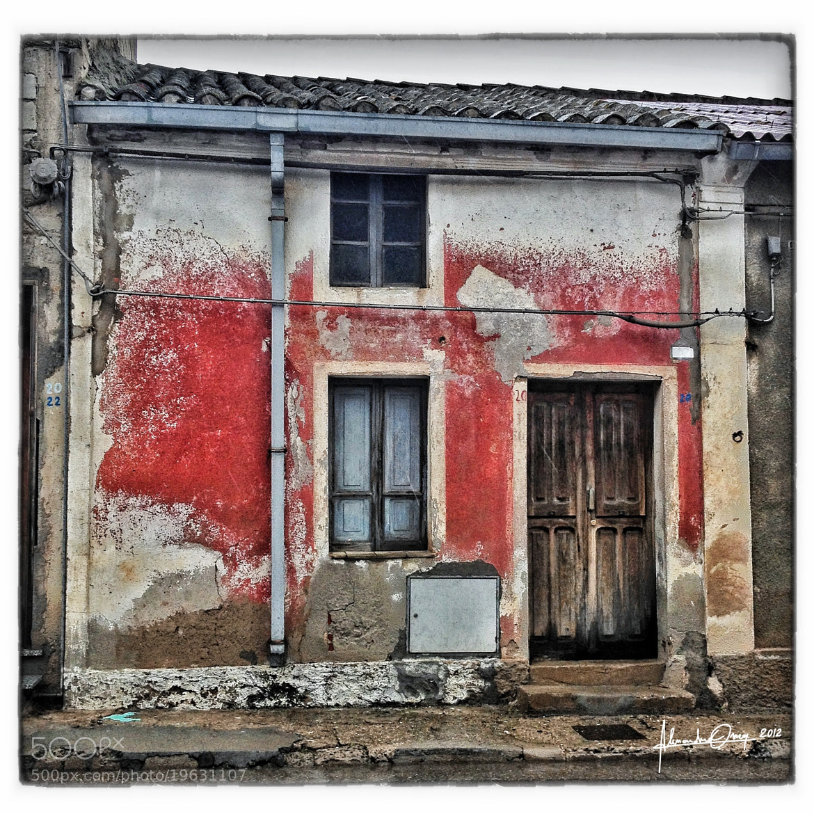 Photograph Small house in San Vero Milis by Alessandro Orrea on 500px