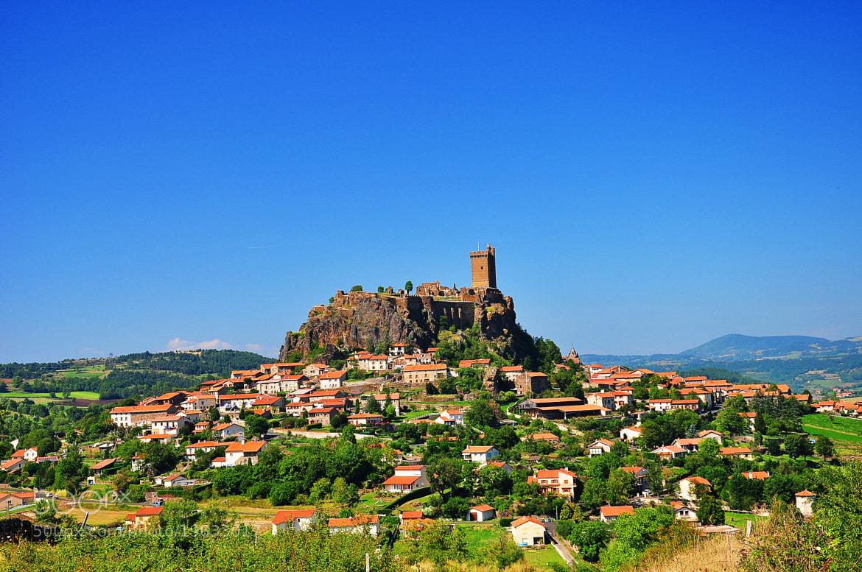 Photograph Polignac: forteresse médiévale by János Kovács on 500px