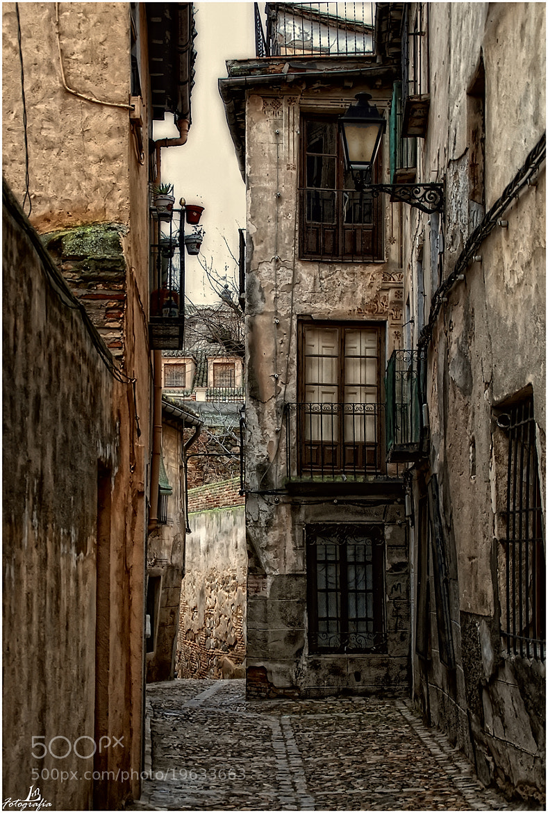 Photograph Toledo IX, Spain (Series) by Manuel Lancha on 500px