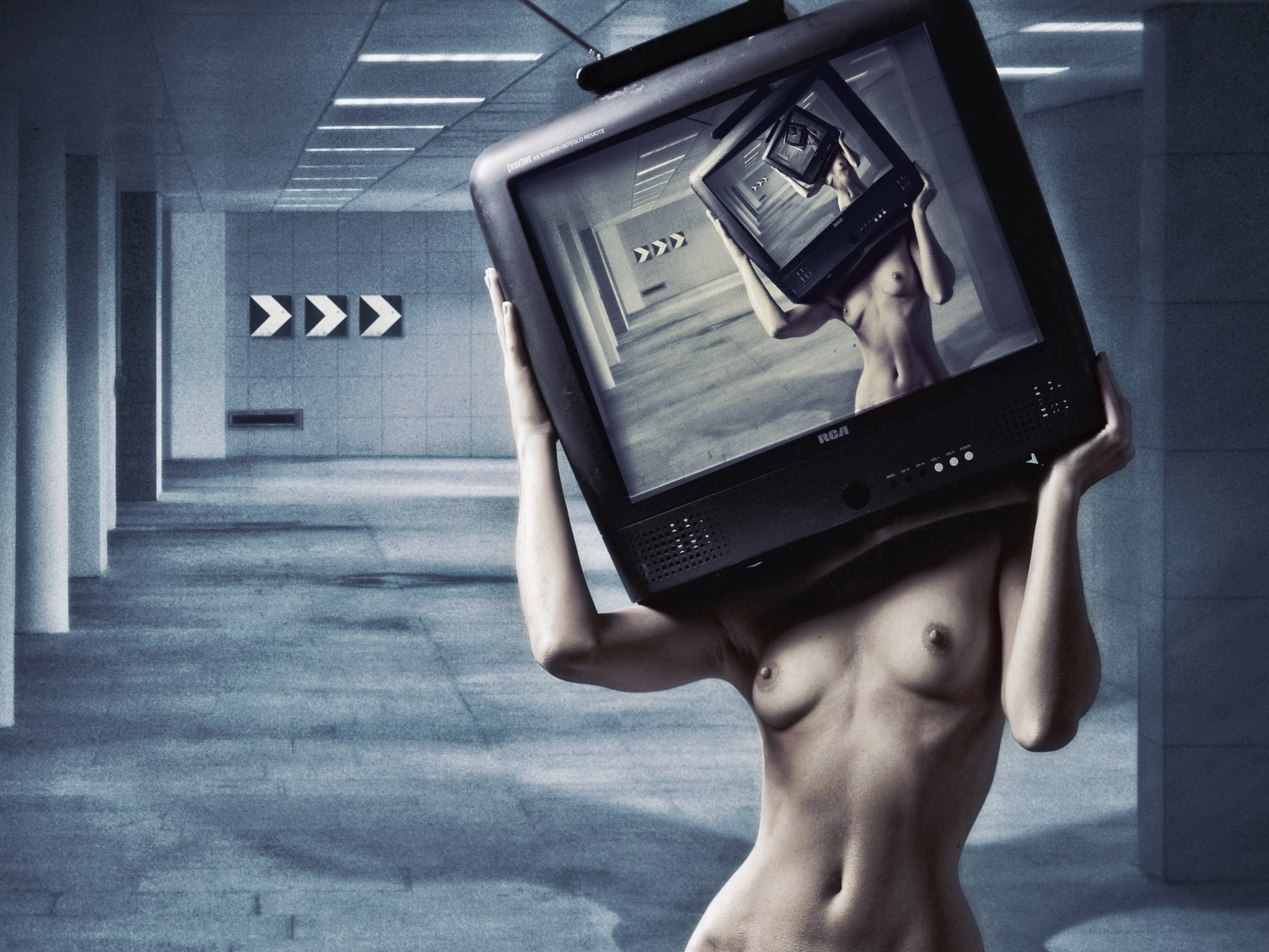 Photograph tv by Peter Brownz on 500px