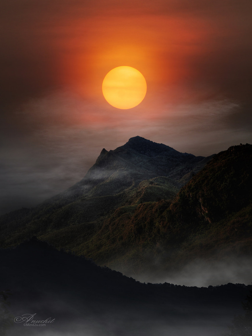 Photograph Mountain by Anuchit นายบันทึก on 500px