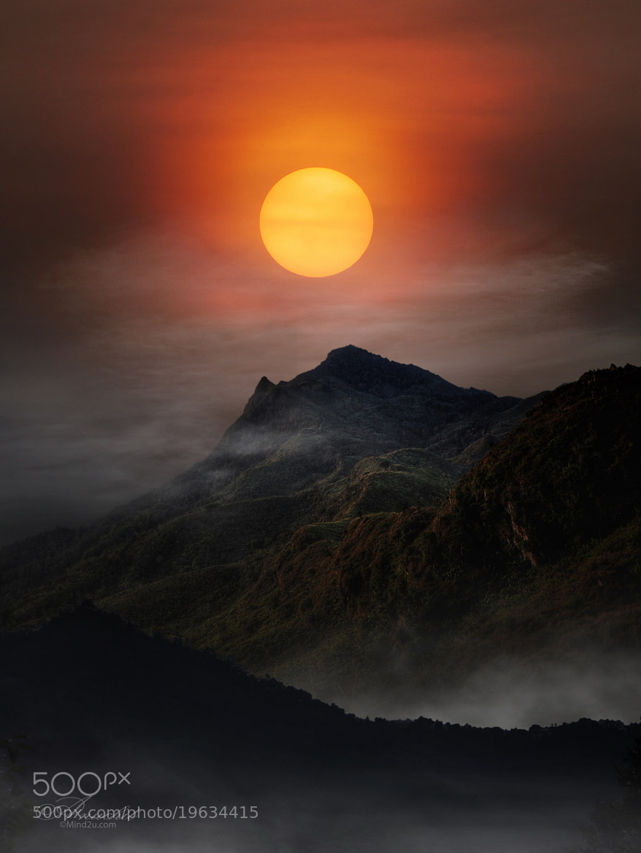 Photograph Mountain by Anuchit นายบันทึก on 500px