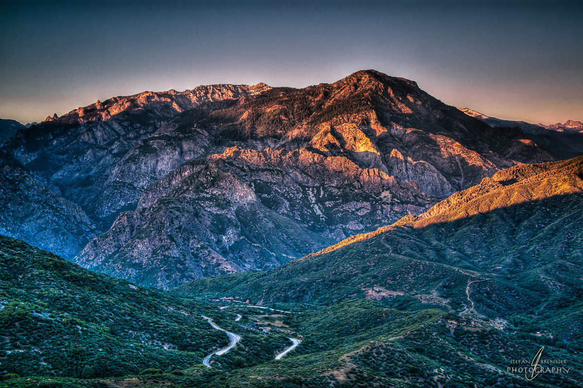 Photograph Kings Canyon by Stefan Brenner on 500px
