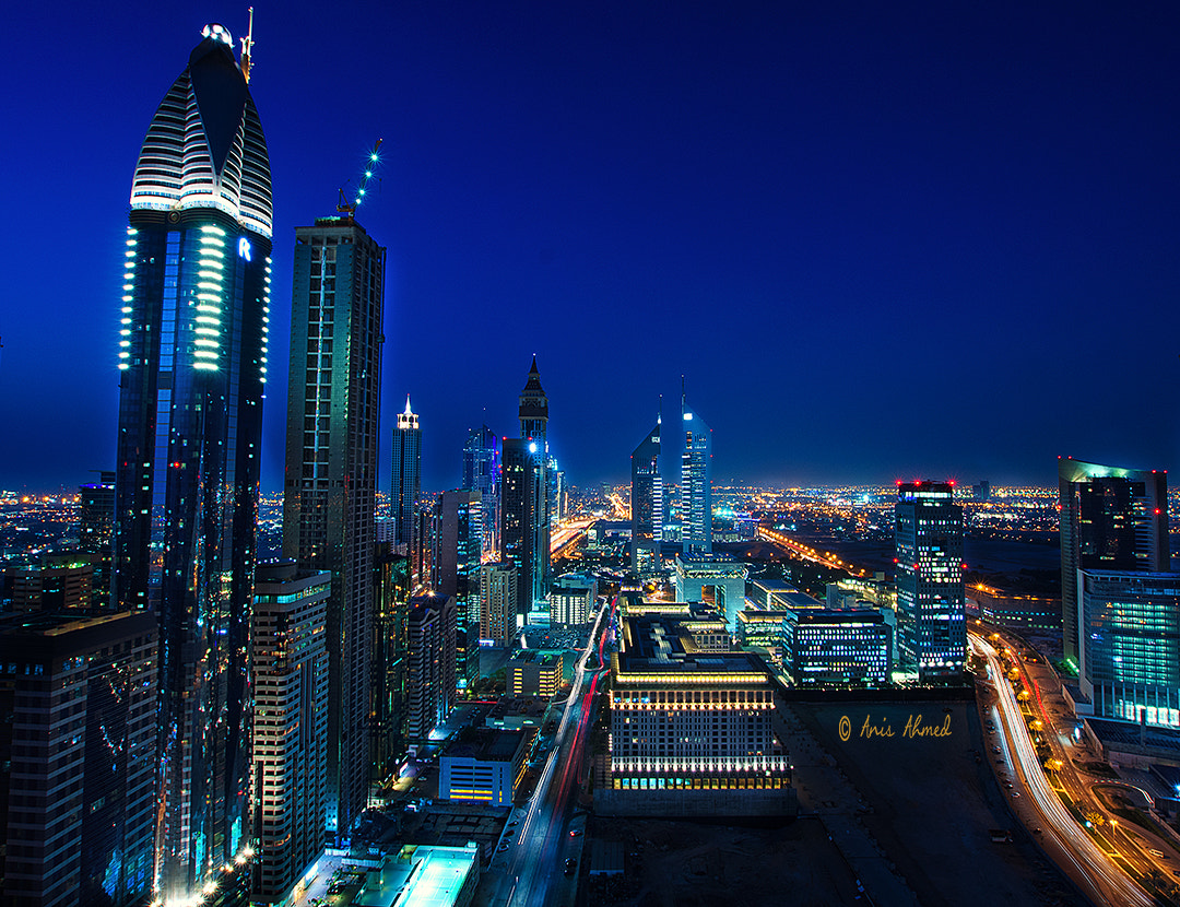 Photograph Emirates Towers by Prince Anis  on 500px