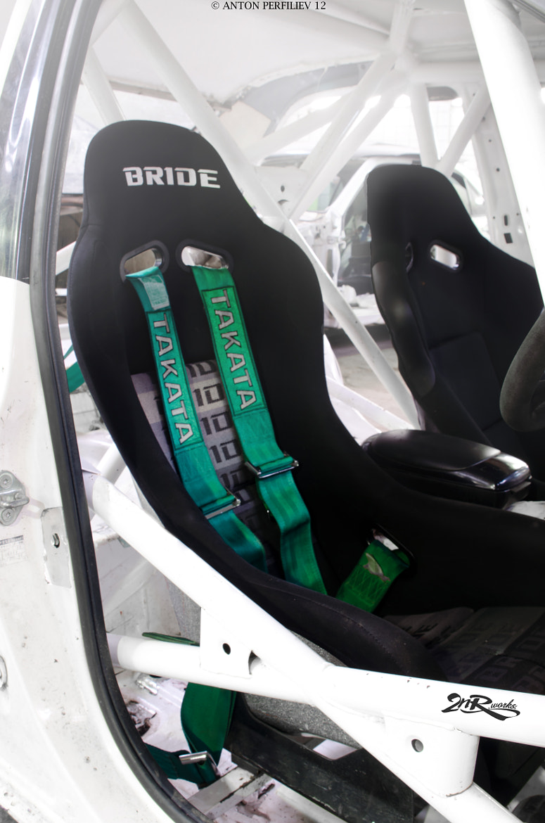 Photograph Bride - racing seat  by Anton Perfiliev on 500px