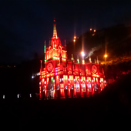 Sanctuary in Red