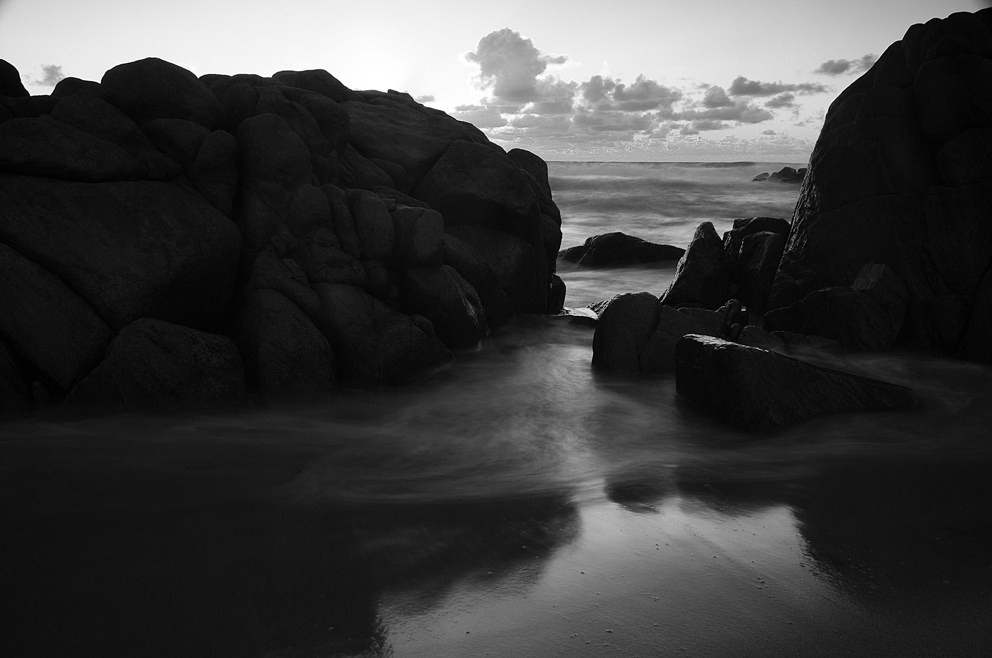 Photograph light between the rocks by shane schilders on 500px