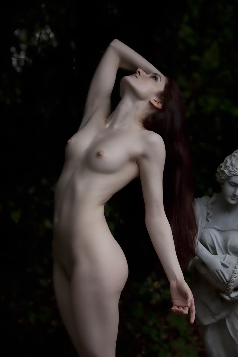 Photograph Statuesque Lady by Larry Flynn on 500px