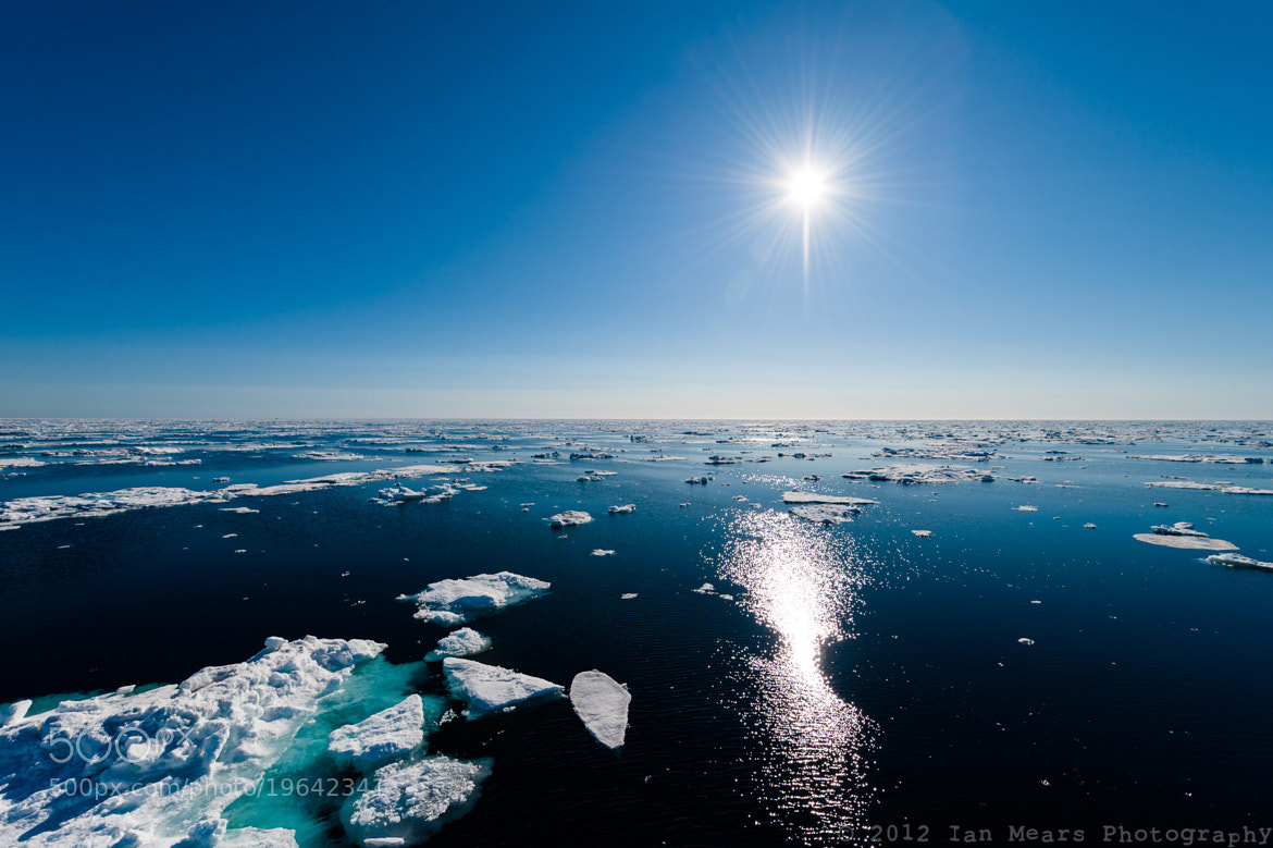 Photograph The Arctic by Ian Mears on 500px