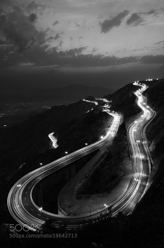 Photograph al hada road II  by almalki abdullrahman on 500px