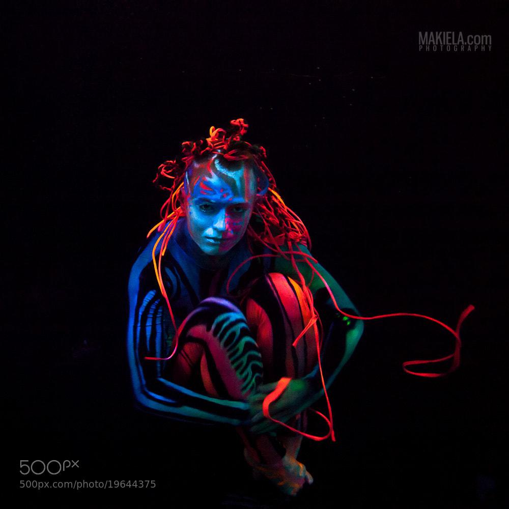 Photograph Underwater UV by Rafal Makiela on 500px