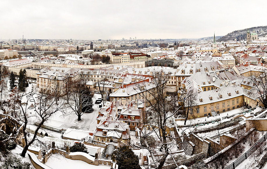 Photograph Prague from the Palace by Erika & Ryan Rowell on 500px