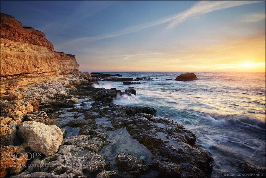 Photograph Beautiful seascape. by Igor  Goncharenko on 500px