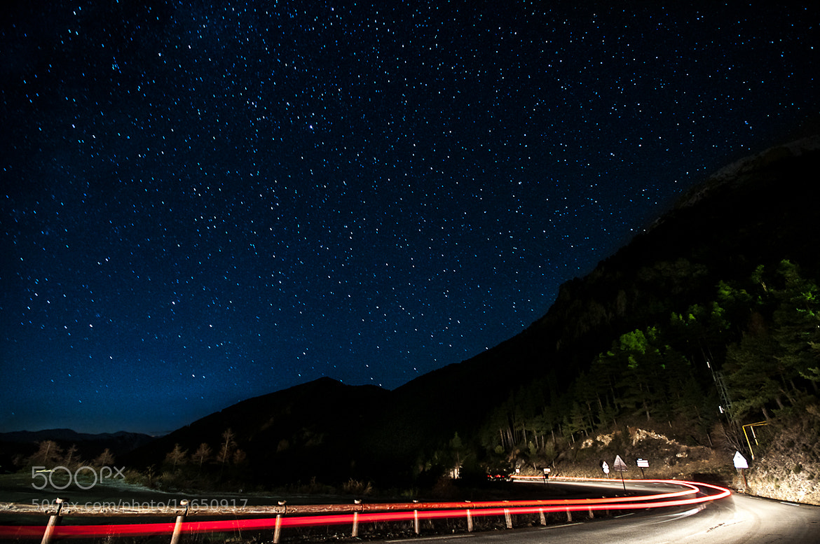 Photograph Good luck under the stars - Version 2 by Vincenzo Consales on 500px