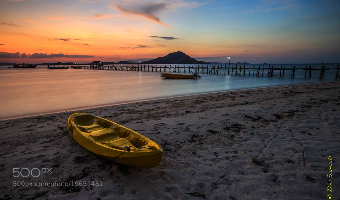 Photograph Sunset at Kenawa Island by Dino Bramanto on 500px