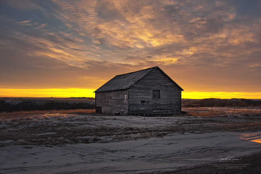 Prairie Morning by Ian McGregor on 500px.com