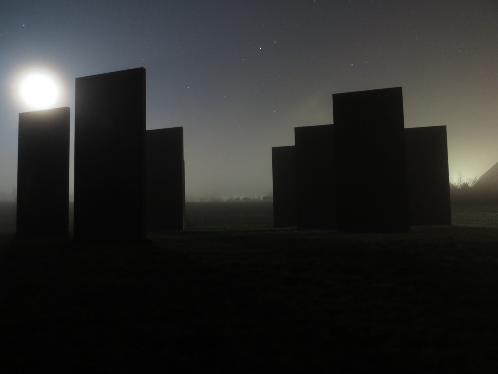 Photograph Monolith 104 - Moonlight by Werner Assmann on 500px