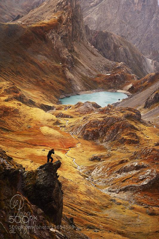 Photograph En Terre de Feu. by Ambre De l'AlPe on 500px