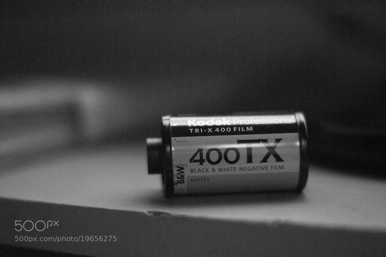 Photograph B&W Film Kodak Professional by Lean Jee on 500px