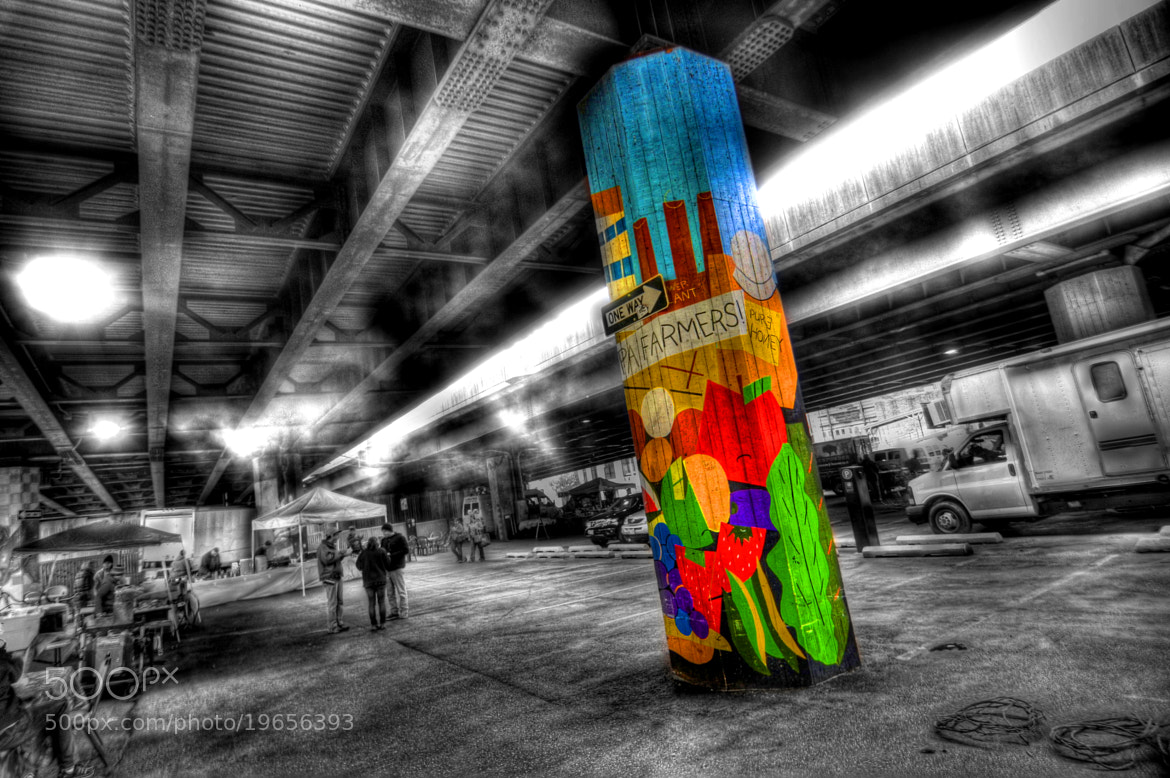 Photograph UNDER THE BRIDGE (Downtown) by Jared Chernick on 500px